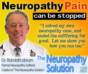 Neuropathy middle
